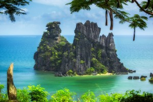 O enigma da ilha