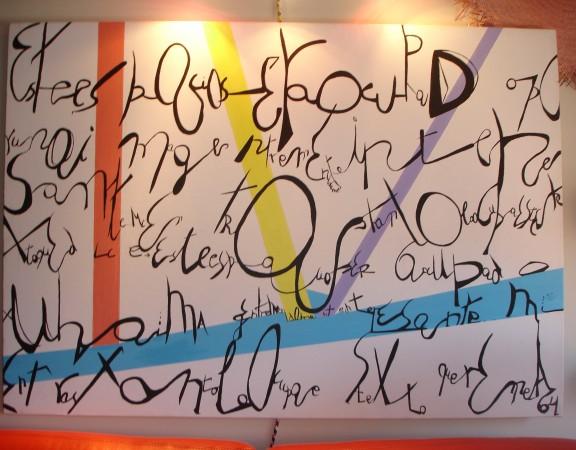 Letras unidas