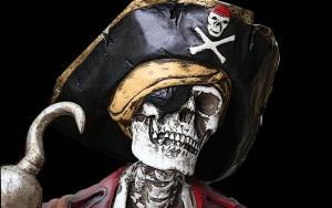 O pirata perdido